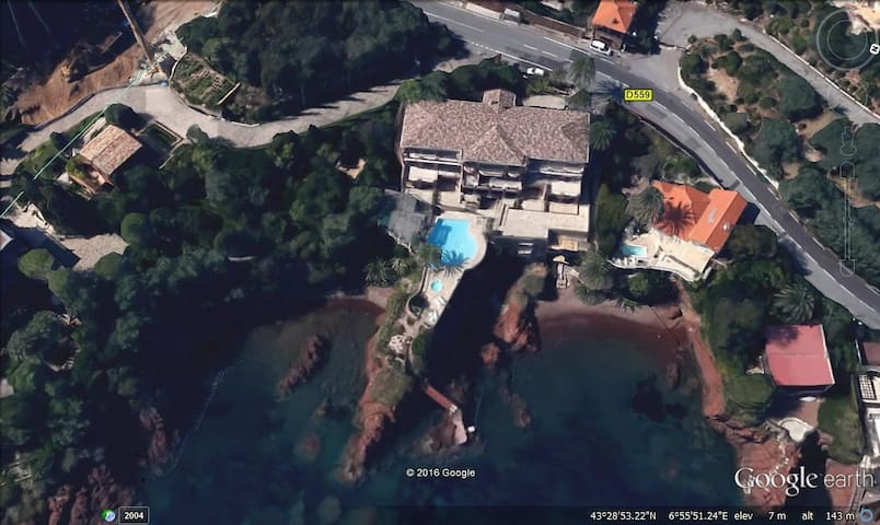 la casa da google earth-house from google-earth