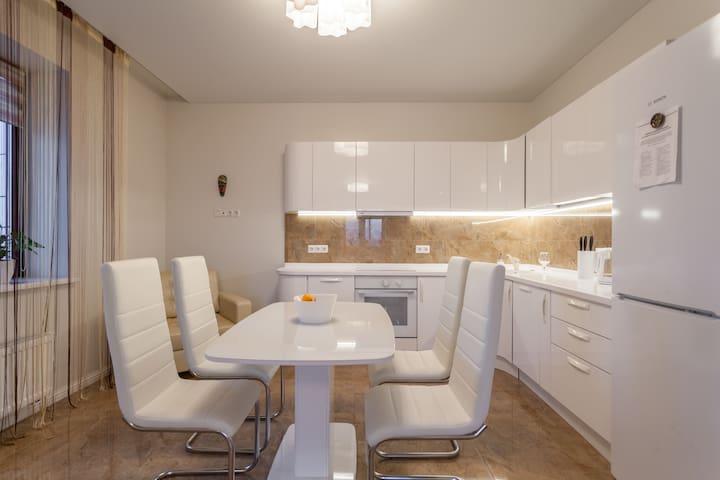 Luxury apartments 75 m2