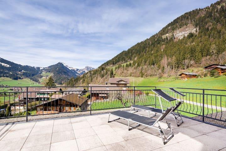 Luxury Alpine Apartment