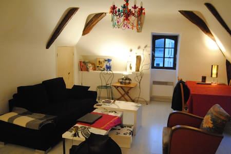 Charmant appartement en centre ville - Auray - Apartemen