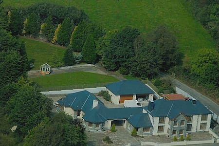 Killarney, Annaghmore House County Kerry.