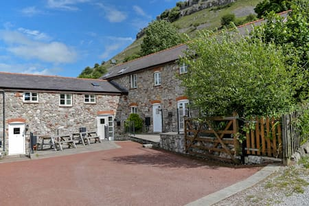 The 3 Bedroom Cottage @ Panorama Cottages - Llangollen - Ház