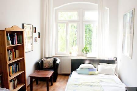 Huge 3-Room-Apart.(+balcony) next to Uni. Hospital - Dresden - Wohnung