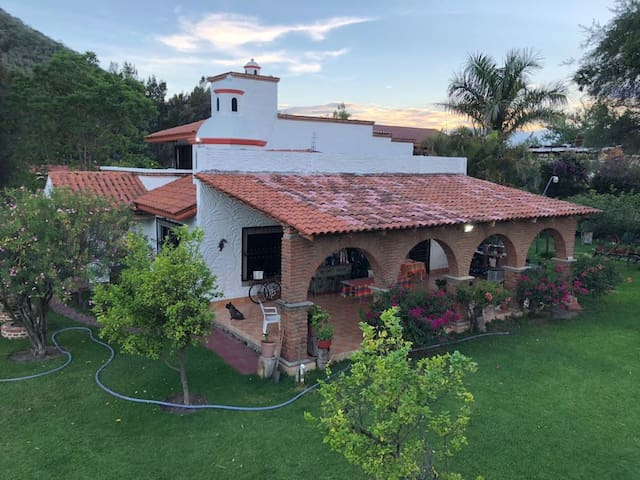 Casa De Campo En San Isidro Mazatepec