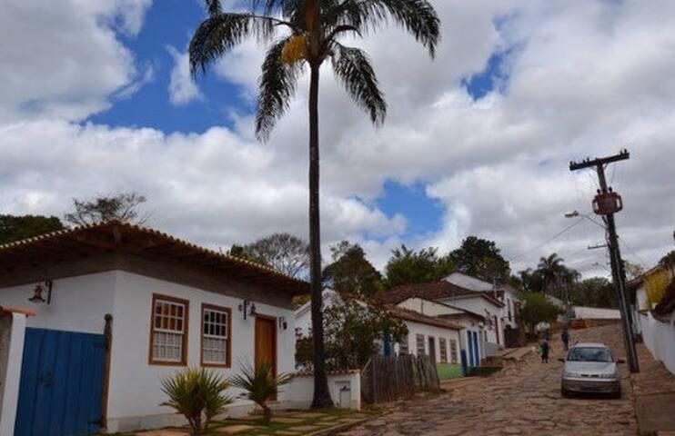 Suite Charmosa em Tiradentes - MG