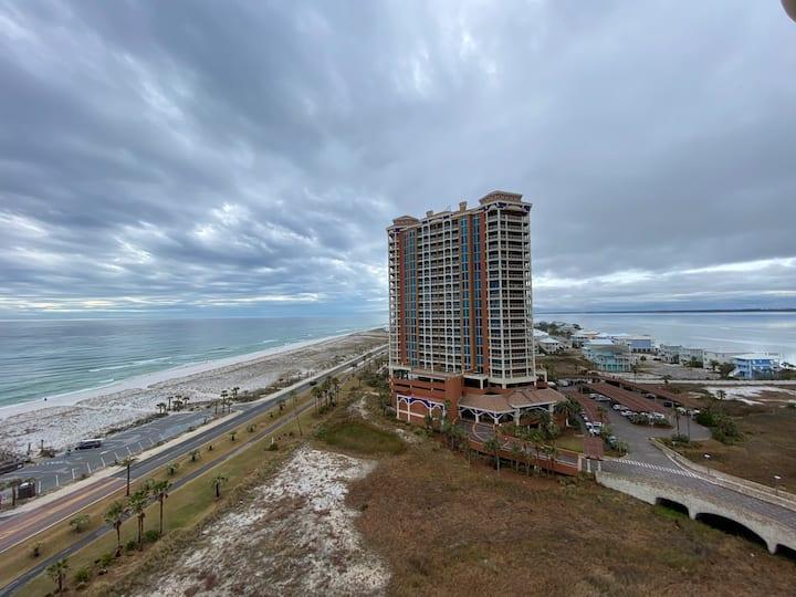 Pensacola Beach Portofino Sky Home Ocean/Bay View