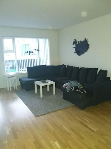 Beutiful apartment. Great location. Almost new. - Akureyri - Flat
