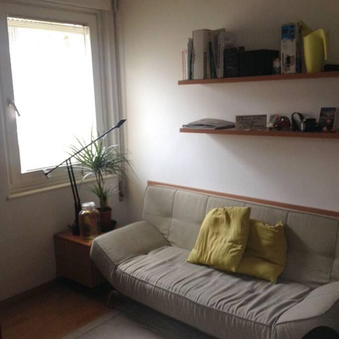 Piccolo paradiso a pochi passi dal centro appartamenti for Appartamenti in affitto a merano