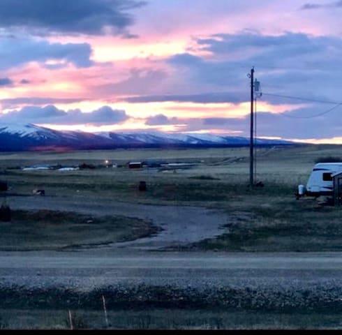 Hunter Getaway in Beautiful Central Montana