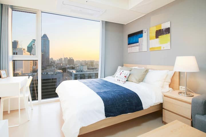 T2 New apartment right next to Gangnam Station