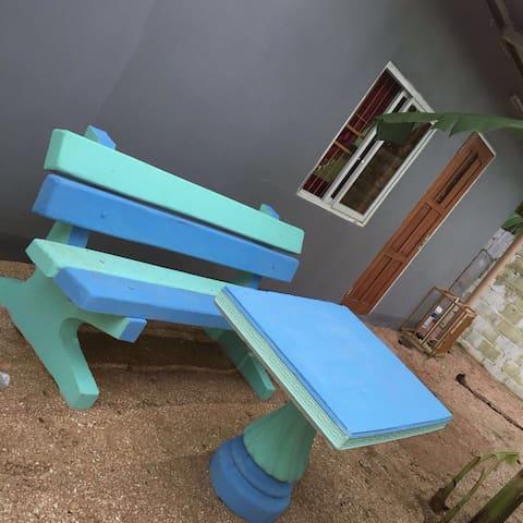 Gemeubileerde appartement omg. Vierde Rijweg - Paramaribo