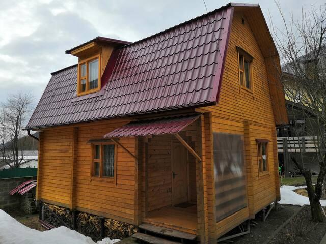 Коттедж в Красной Поляне
