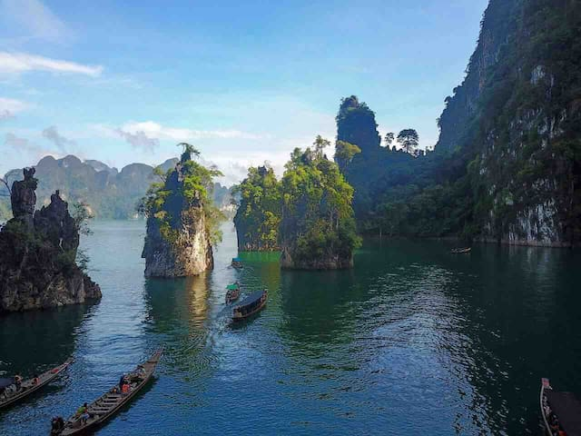 Khao Sok bed and breakfast