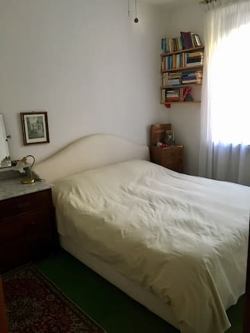 Lovely private room - Caprino Veronese - Daire