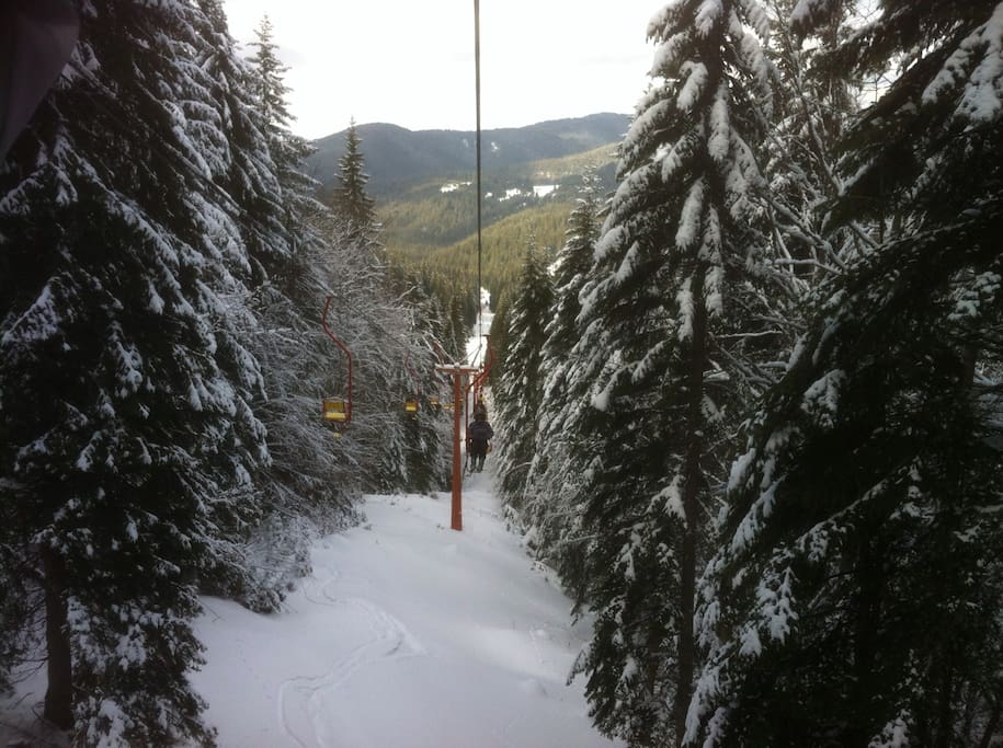 pamporovr ski resort