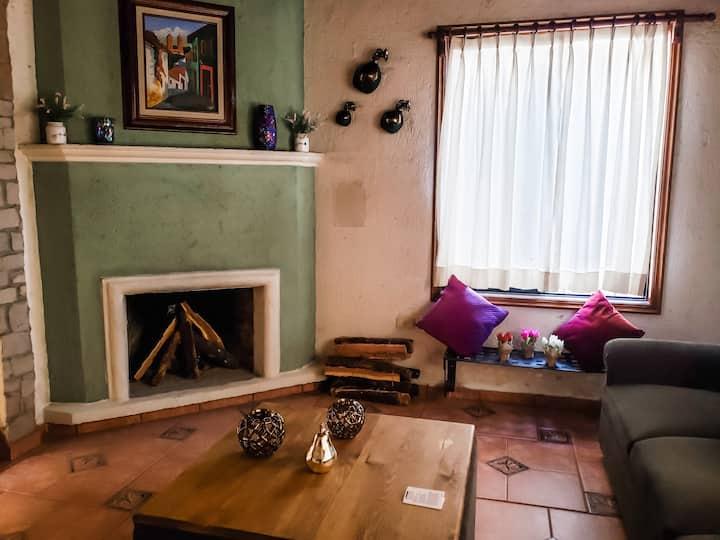 Hermosa casa rústica en Durango