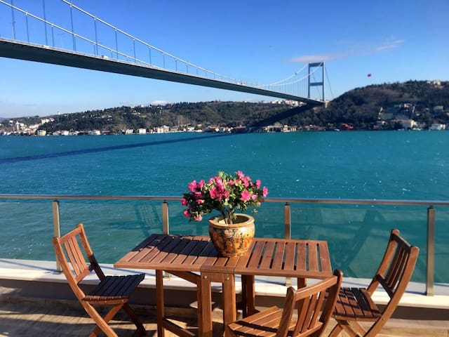 İstanbul Endless Bosphorous View Penthouse