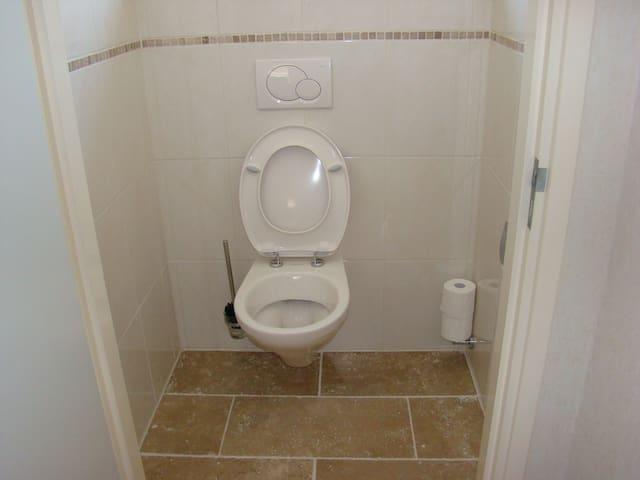 Prive toilet