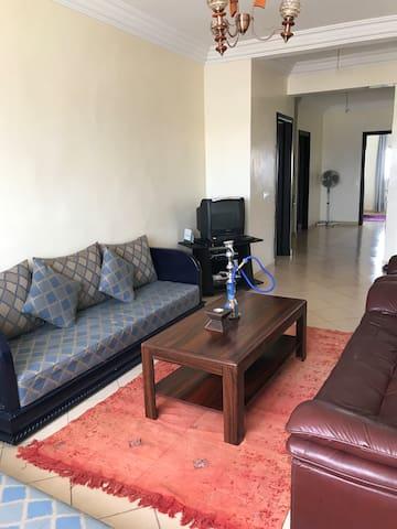 appartement reda avec wifi