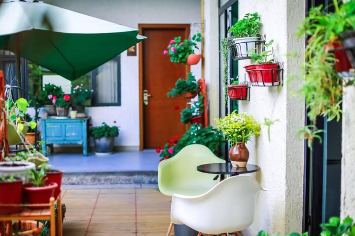 """""""除了舒服还是舒服""""的苍山下花园小院-微风家客栈 - Dali - House"""