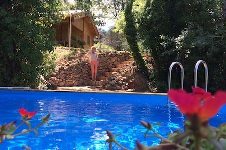 Petite villa chaleureuse - Salernes - Villa