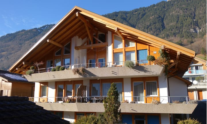 Apartment honeymoon suite