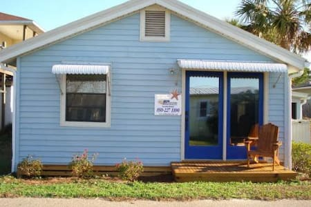 Blue Moon Cottage - Port Saint Joe - Chalet