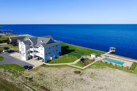 Soundfront Luxury Rodanthe Sunset Resort Hatteras - Rodanthe - Appartement