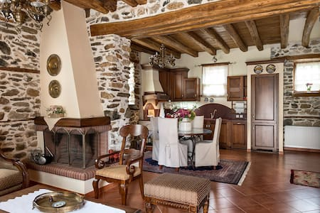 Luxury Family Premium Stone House 130m²