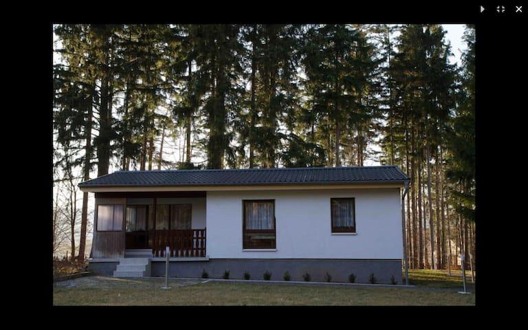 """Feriensiedlung """"Alte Talsperre"""" - Ferienhaus 1"""