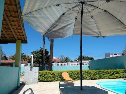 Blue House piscina privada, Venha conhecer!