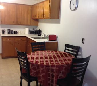 Temp. Furnished 2 Bdrm Rental Suite - Moncton