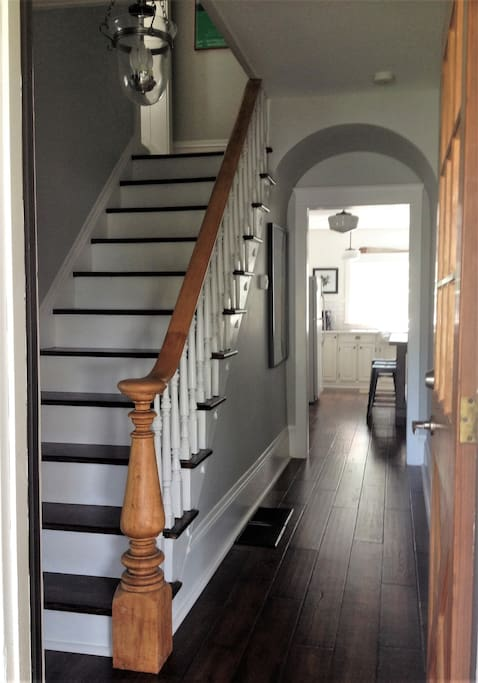 We renovated our 1880s farmhouse in 2015.