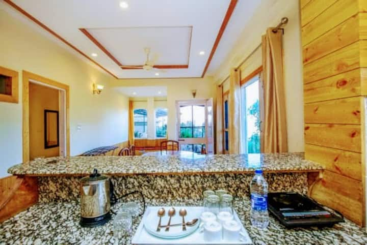 KASAULIFIBREWIFI/Nature viewhouse 3bedroom/kitchen