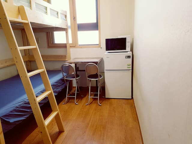<309> Cozy & Quiet near SNU(wifi private bath)