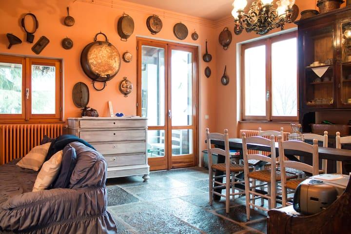 Sweet Villa Como Lake - Castiglione D'intelvi - Villa
