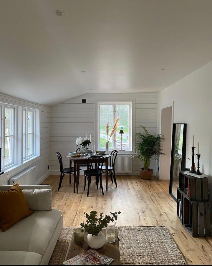 Underbar lägenhet på Stallbacken, Särö