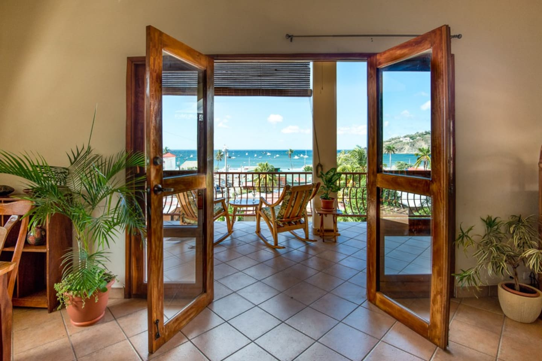1 Bedroom Ocean View Condo with Private Balcony