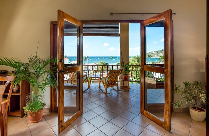 Best Ocean View 1 Bdr Condo with Private Balcony -