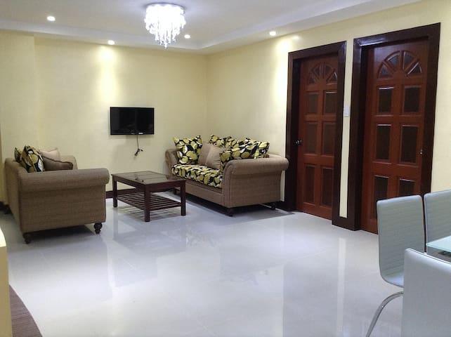 Fully Furnished Condo/Apartment Cebu - Minglanilla - Condomínio