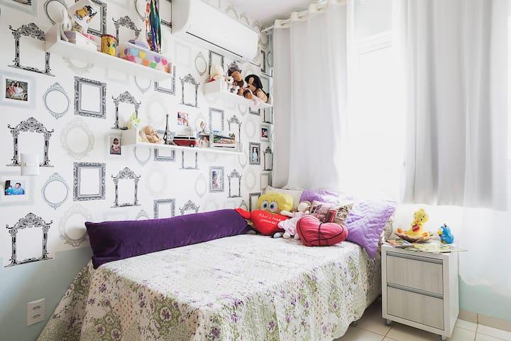 Quarto aconchegante em Palmas - Palmas - Apartment