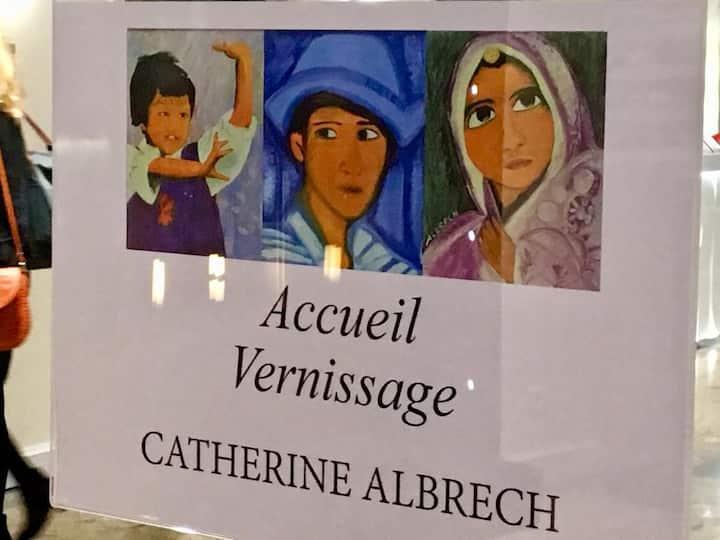 Mon expo à Toulouse