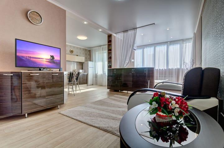 Новые апартаменты на Плеханова 14. ЖД вокзал ЦЕНТР