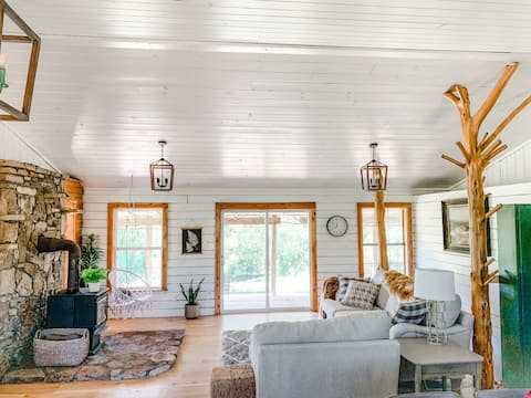 Guest House at Nissley Farms, Crooked Creek access