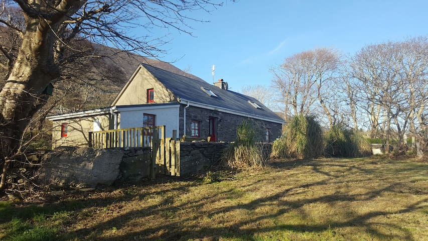 Skellig Coast Secluded Country Cottage - Cahersiveen - 獨棟