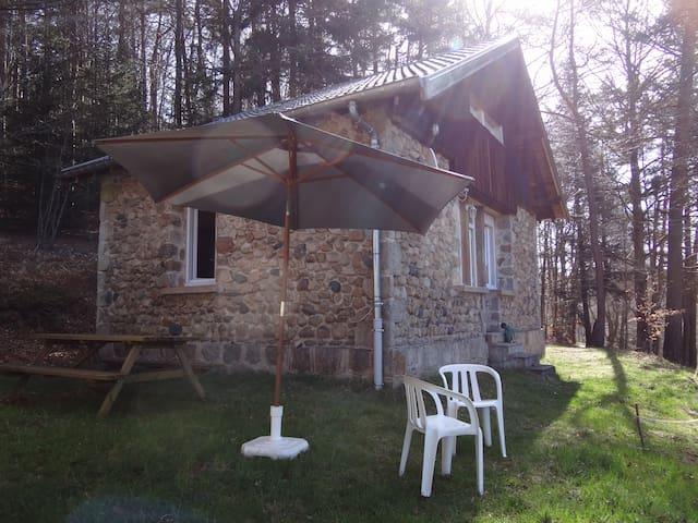 Le Chalet de Joubert - Le Chambon-sur-Lignon - Natur-Lodge