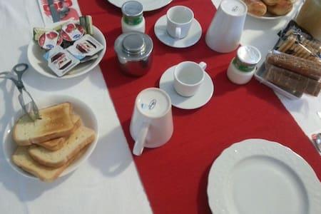"""""""Stanza blu """"con colazione - Pompei"""