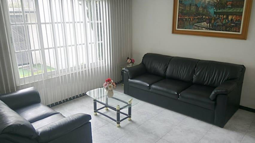 Habitación Privada, perfecta ubicación - Metepec