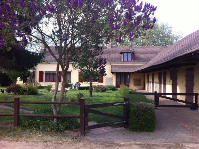 Logement à l'intérieur circuit 24h - Le Mans - Apartment