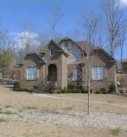 Birmingham area Lake Cosby single family home